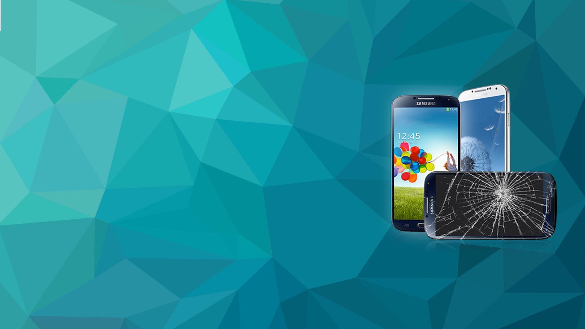 SAMSUNG'S SMART PHONES SCREEN REPAIR
